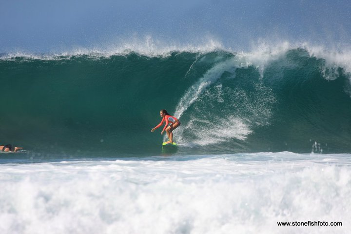 Women Surfers~All Washed Up at 21? (2/3)