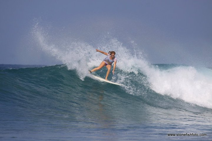 Women Surfers~All Washed Up at 21? (3/3)