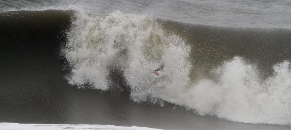 Backtracking Sandy 1 (6/6)